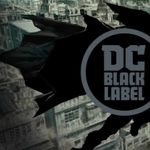 Selo DC Black Label Guia