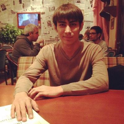 Илья Дурдыев
