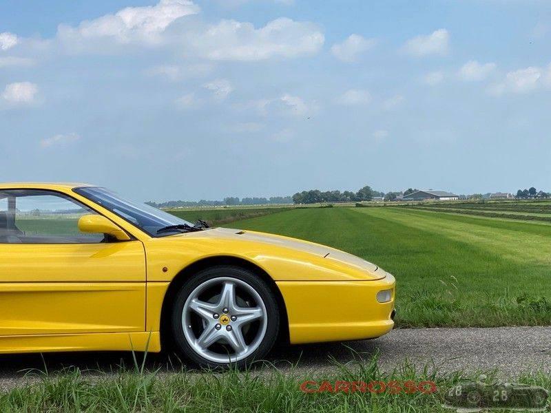 Ferrari F355 F1 GTB, 1 owner, 38.000 km afbeelding 14
