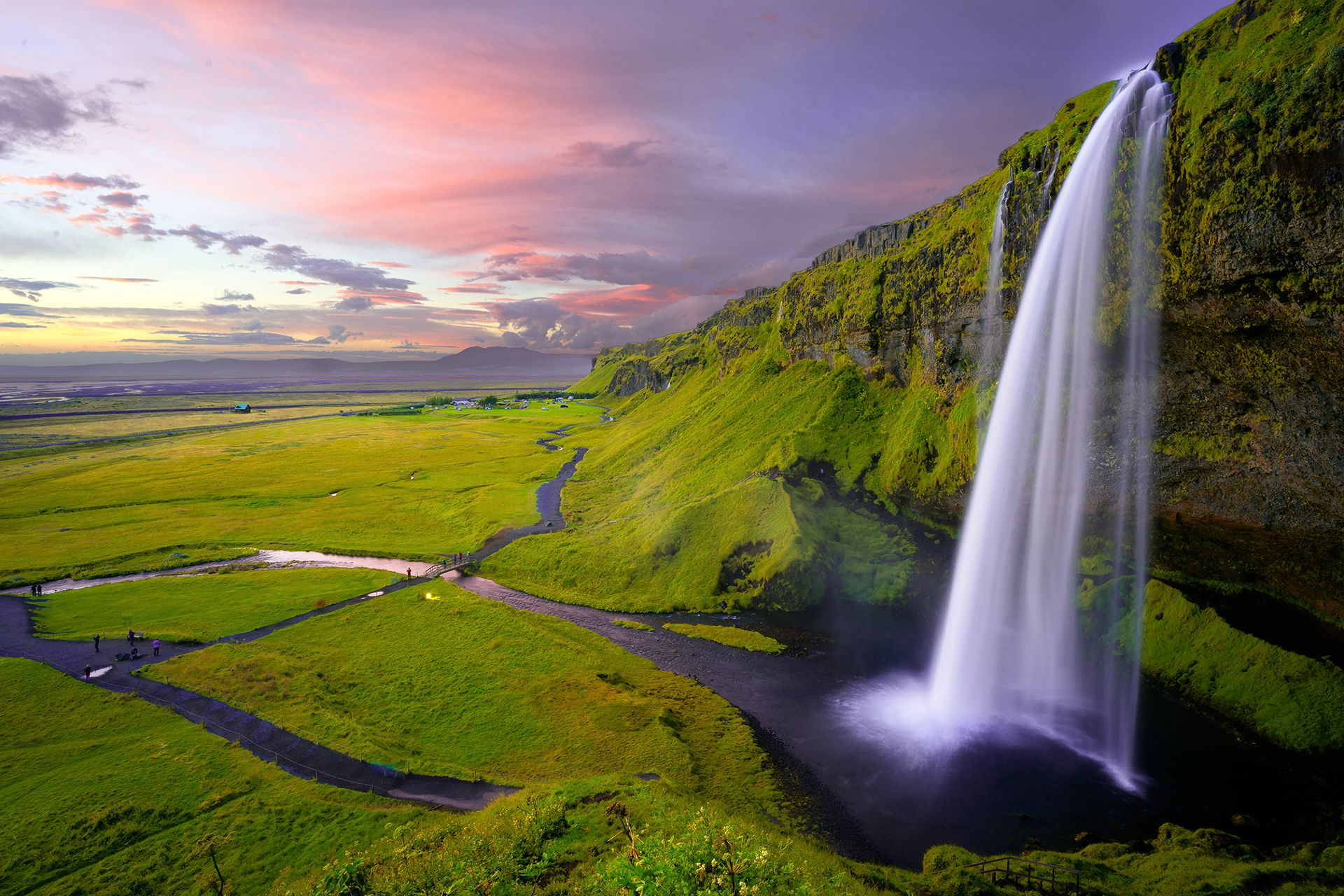 Waterfall Sounds | Pluvioniverse