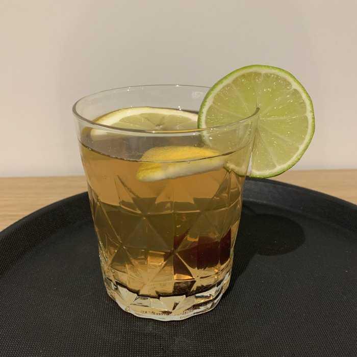 Frisco Sour Cocktail