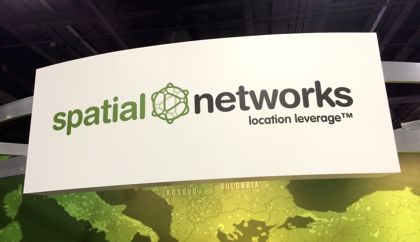 Fulcrum at GEOINT 2015
