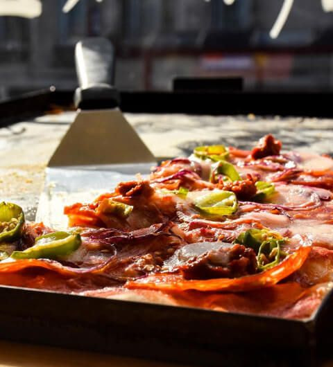 Lievitoo Pizza