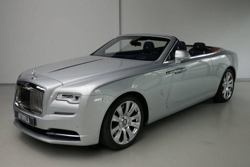 Rolls-Royce Dawn 6.6 V12 Teakdeck afbeelding 2