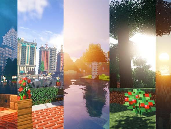 Minecraft Best Shaders 2020
