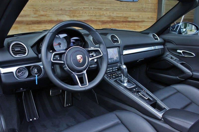 Porsche 718 Boxster S PDK 350pk **Navi/Leder/Verw.stoelen/19inch** afbeelding 11
