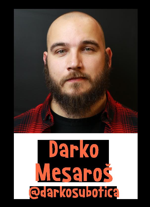 Darko Mesaroš