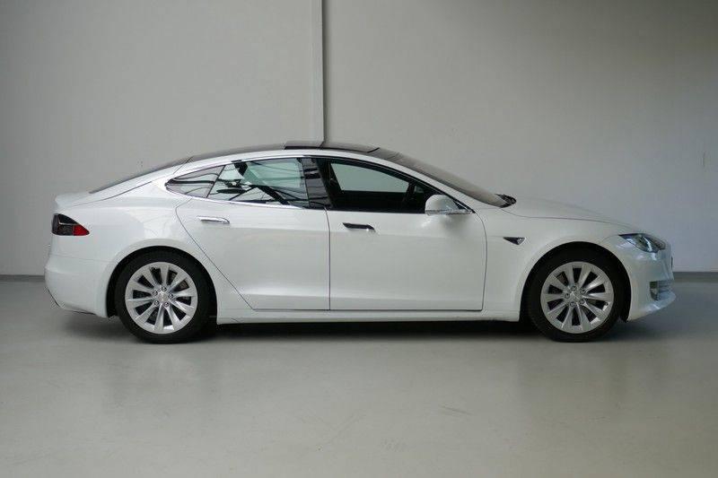 Tesla Model S 75D 4% PANODAK - ex.BTW afbeelding 4