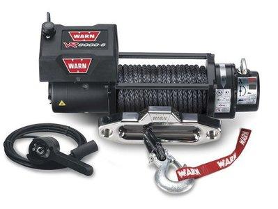 Warn VR8000-S Winch 87835 8000 lb winch