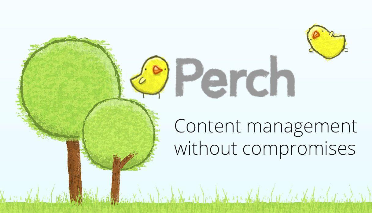 Why I use Perch CMS