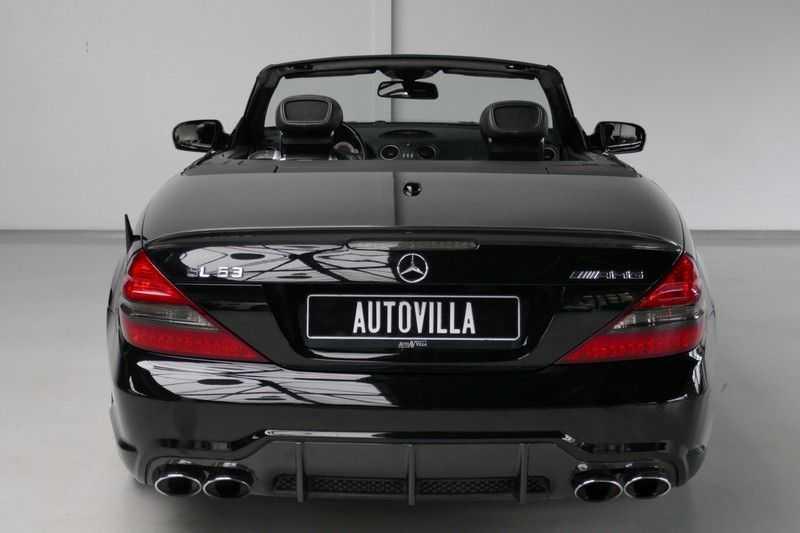 Mercedes-Benz SL-Klasse 63 AMG Performance Package - Carbon afbeelding 13