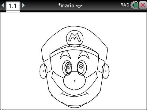 Mario Nspire 11