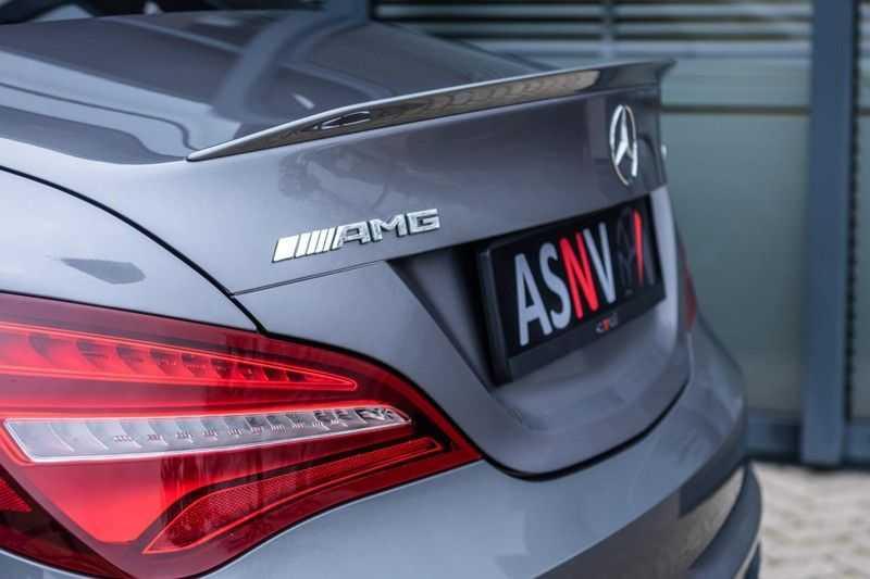 Mercedes-Benz CLA-Klasse 45 AMG 4MATIC, 381 PK, Facelift, Pano/Dak, Camera, Night/Pakket, AMG-Sportuitlaat, 52DKM!! afbeelding 25