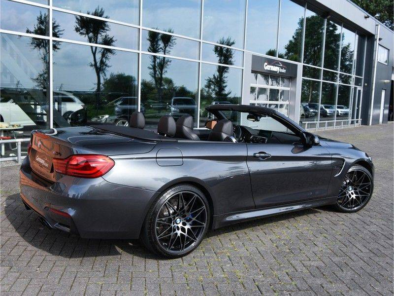 BMW M4 Cabrio Competition DCT 450pk HUD H/K DAB Adaptive-LED Memory 20inch afbeelding 2