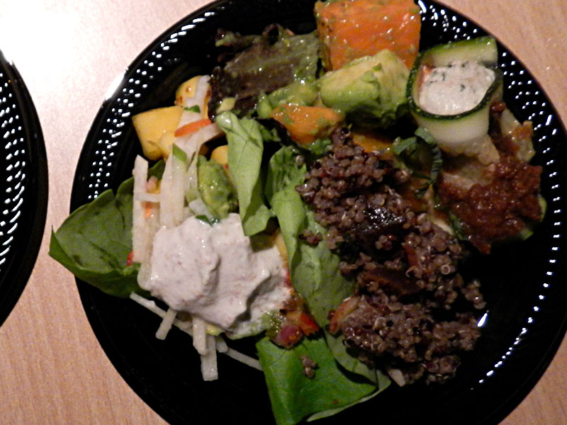 Nourish Restaurant Gluten Free Tour My Yummy Food