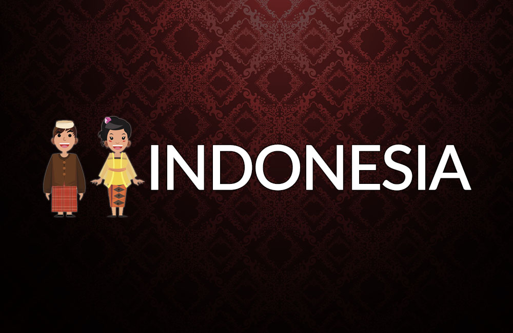 Customs in Indonesia banner