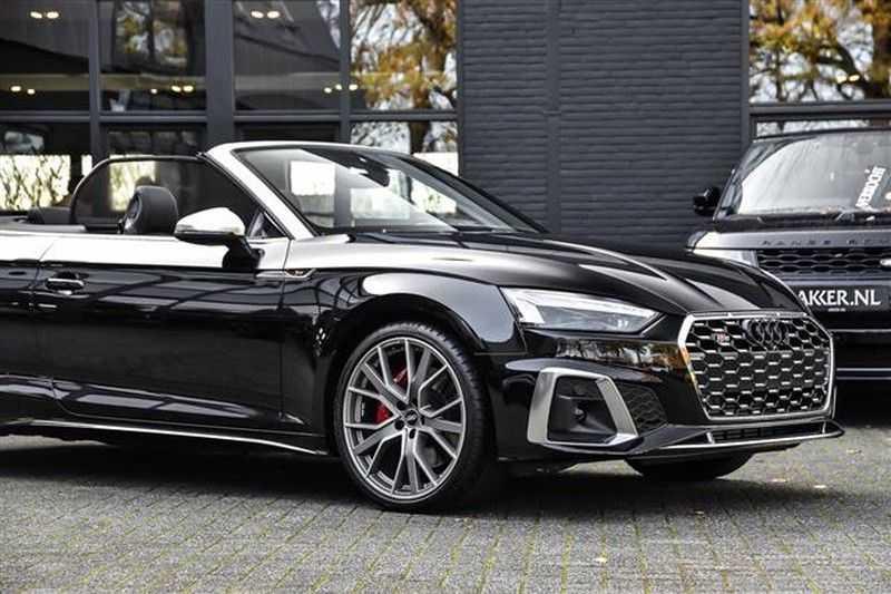Audi S5 CABRIO HEADUP+SPORTDIFF+TOPVIEW NP.132K afbeelding 12