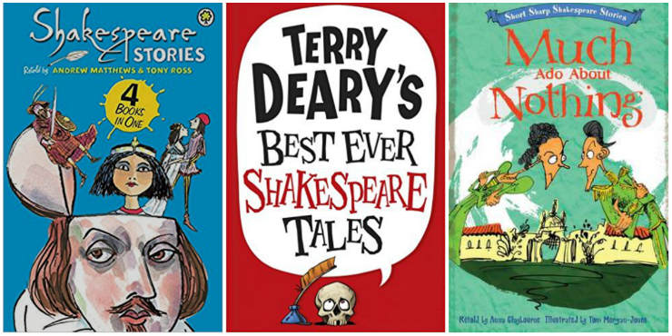 Shakespeare Stories, Terry Deary's Best Ever Shakespeare Tales, Much Ado About Nothing
