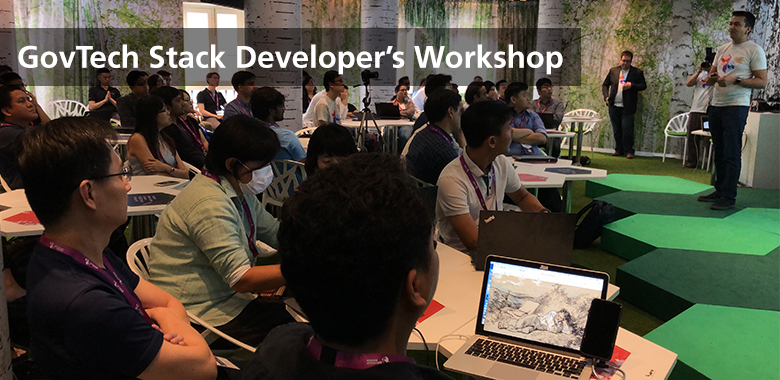 government stack developer workshop