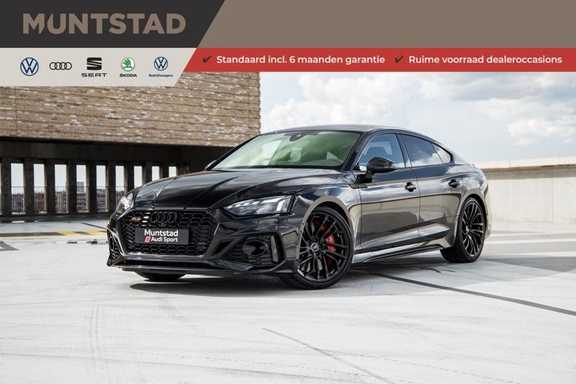 Audi A5 Sportback 2.9 TFSI RS 5 quattro | 450PK | Sportdifferentieel | Optiekpakket carbon | B&O | Keramische Remmen | Head-Up |RS Dynamic pakket |