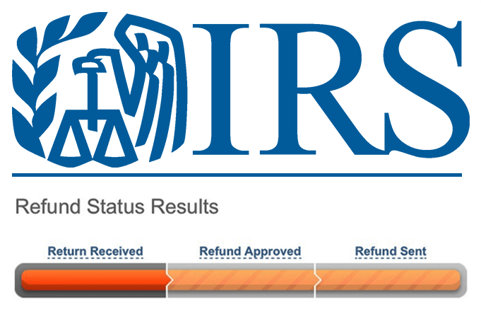 An IRS guidance letter covered by hundred dollar bills