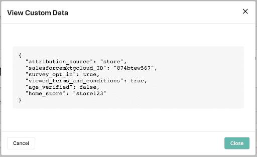 custom-data