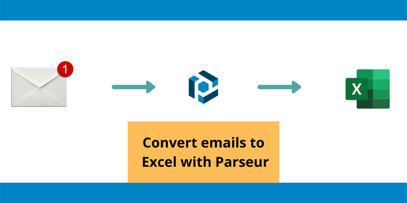 convert emails to excel