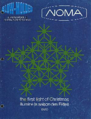 NOMA Lites Canada Christmas 1970 Catalog.pdf preview