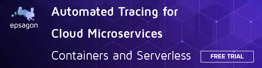 Automated tracing for cloud microservices