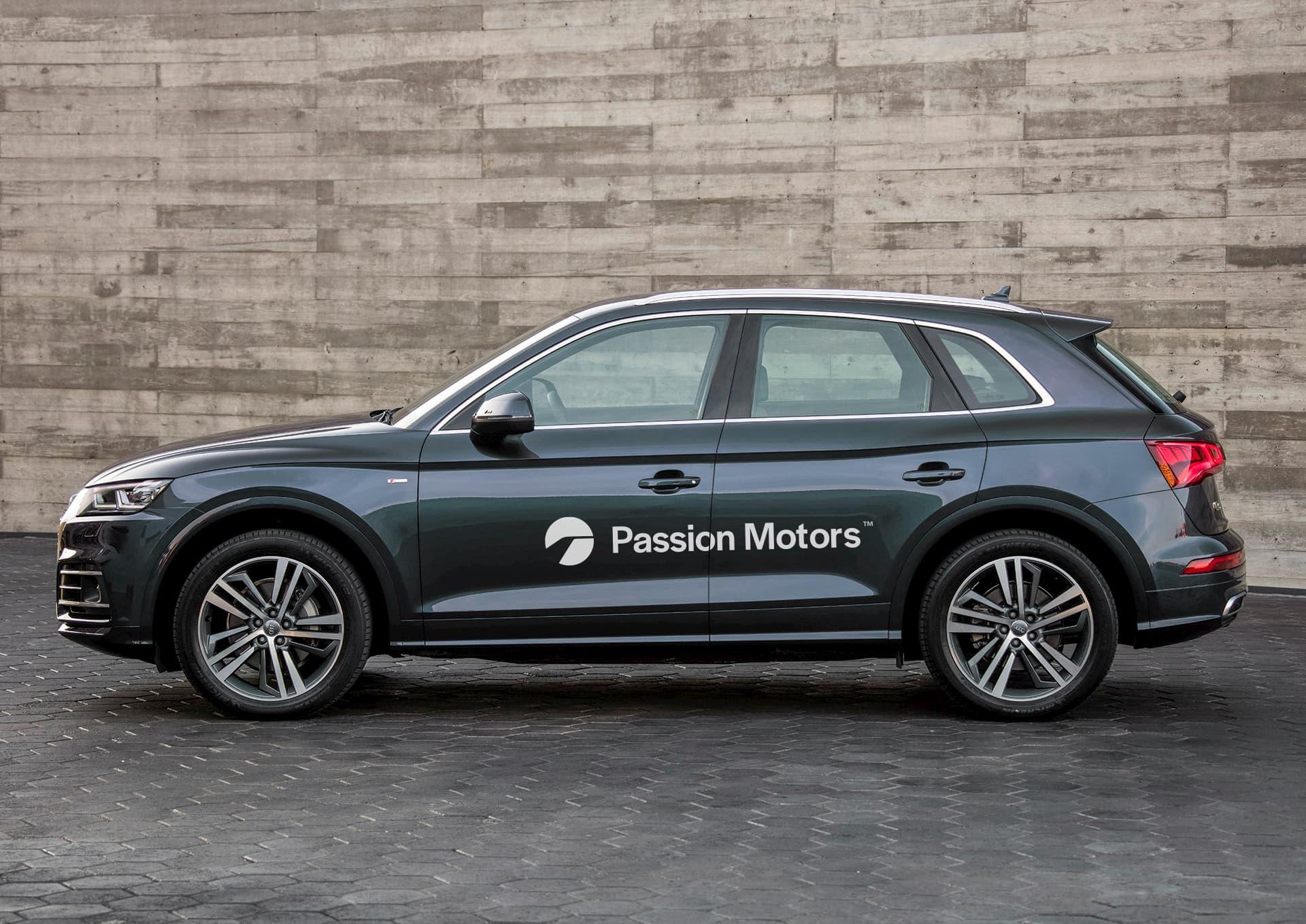 Passion Motors livery
