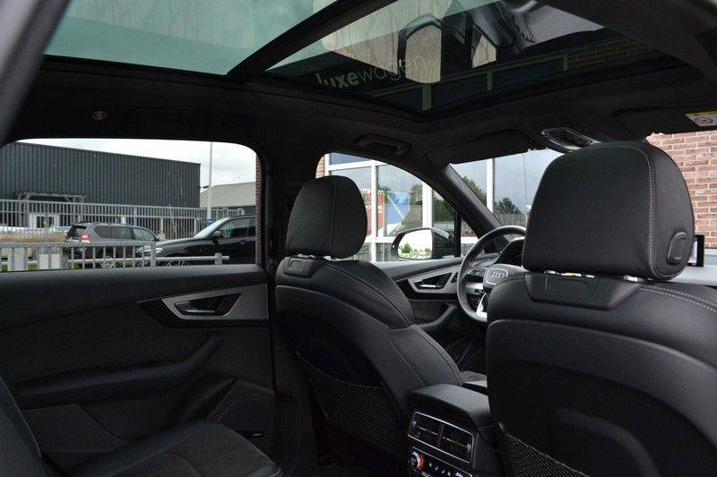 Audi Q7 3.0 TDI quattro 272pk S-Line 7p Pano Lucht Nachtz Trekh 4wielbest HUD ACC 360 afbeelding 10