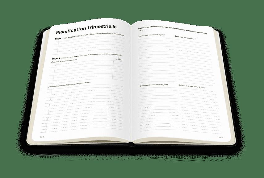 Planification trimestrielle