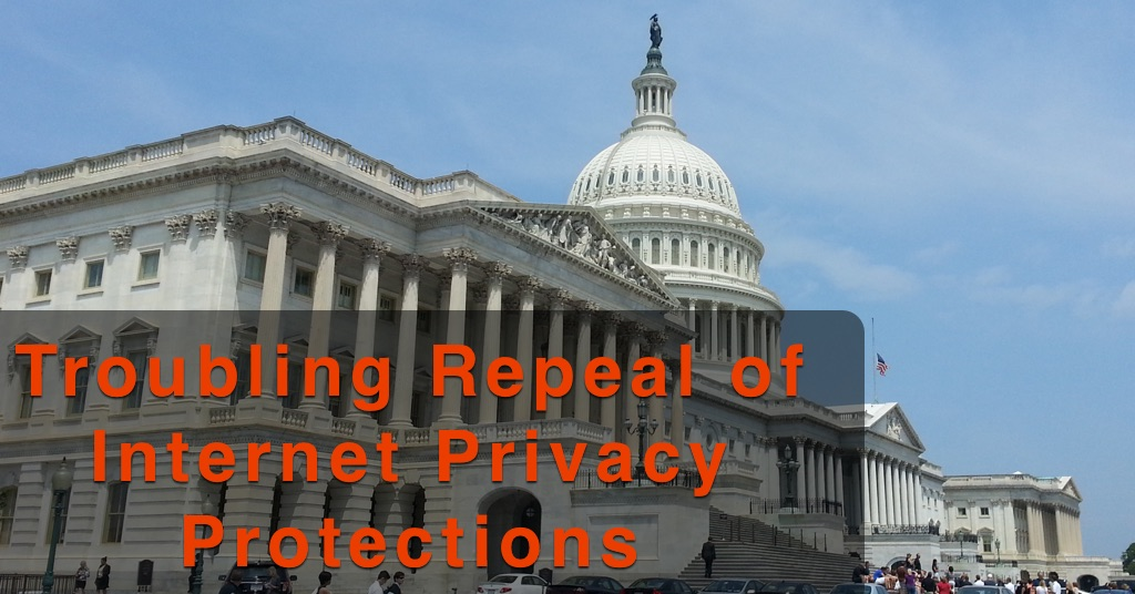 The U.S. Congress & The President's Troubling Repeal of Internet Privacy Protections - Photo Credit: © 2013 Frank Rietta.