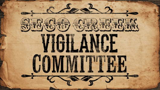 Seco Creek Vigilance Commitee on Kickstarter