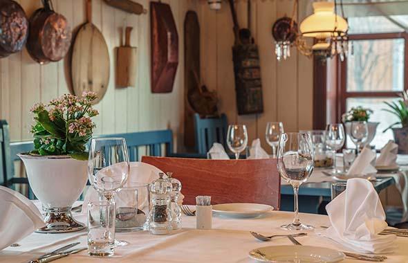 Restaurant Lofoten Anker Brygge