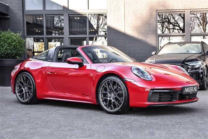 Porsche 911 TARGA 4 TOPVIEW+BOSE+MATRIX LED+ST.KOELING afbeelding 16