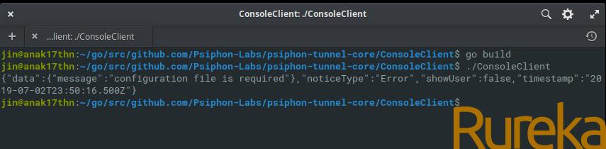 ConsoleClient
