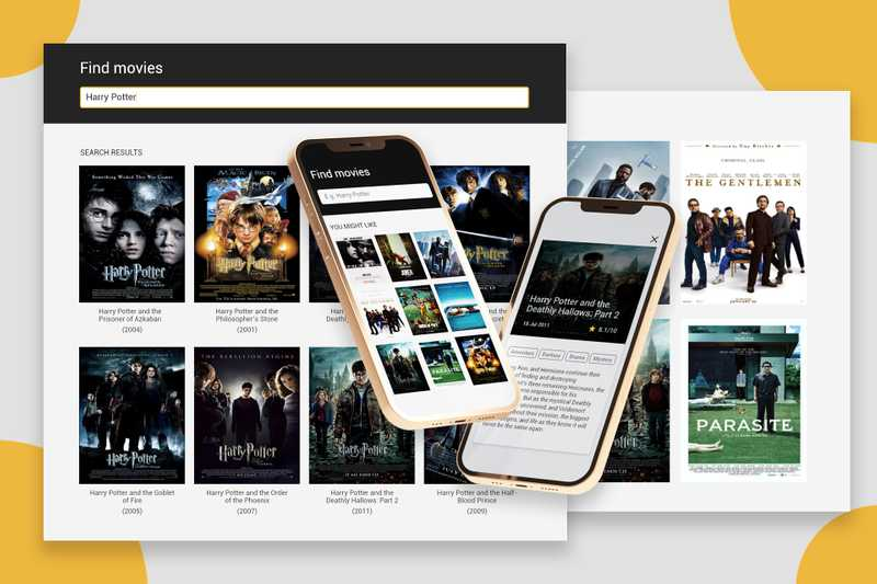 Find Movies App