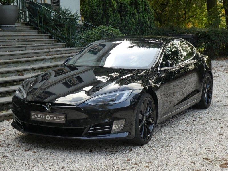 Tesla Model S 75D Base, Prijs is !! EX BTW !! afbeelding 4