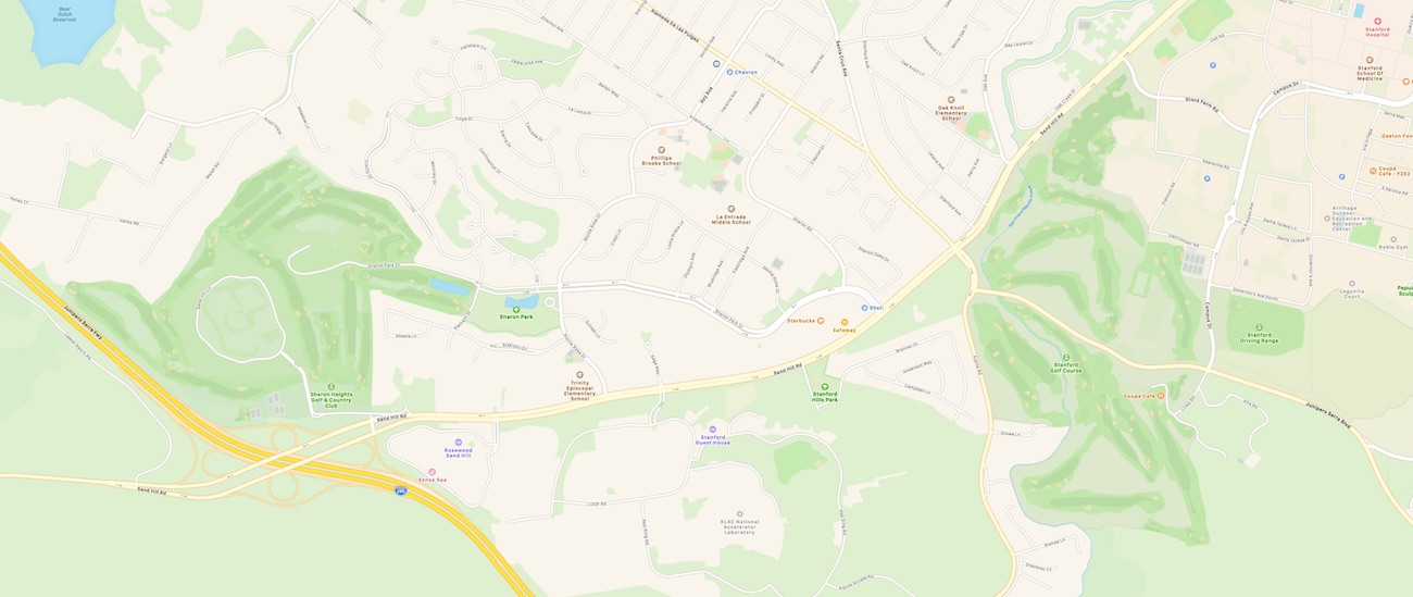 Apple Maps new design