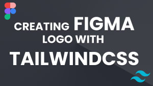 Creating Figma Logo with TailwindCSS