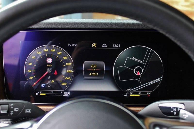 Mercedes-Benz G-Klasse 500 4.0 V8 422pk **360/Distronic/Schuifdak/Trekhaak/DAB** afbeelding 23