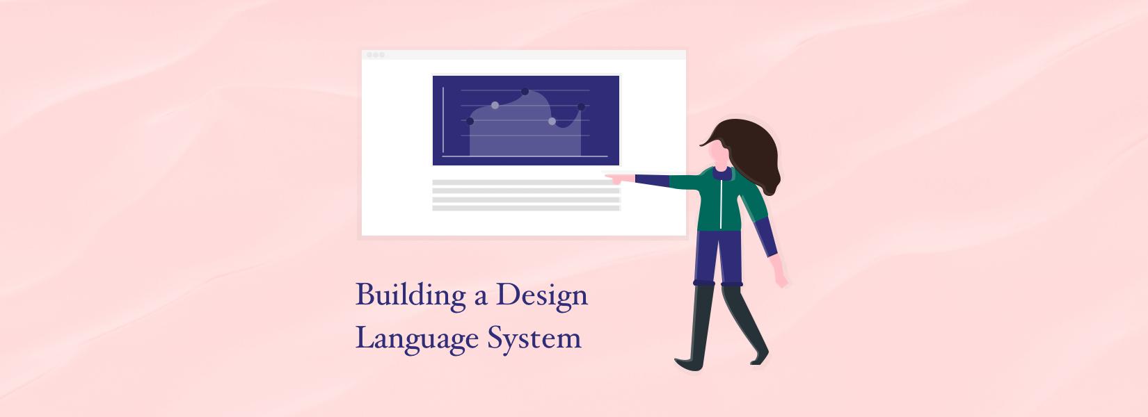 Building a Design Language System - Part 1 #DLS
