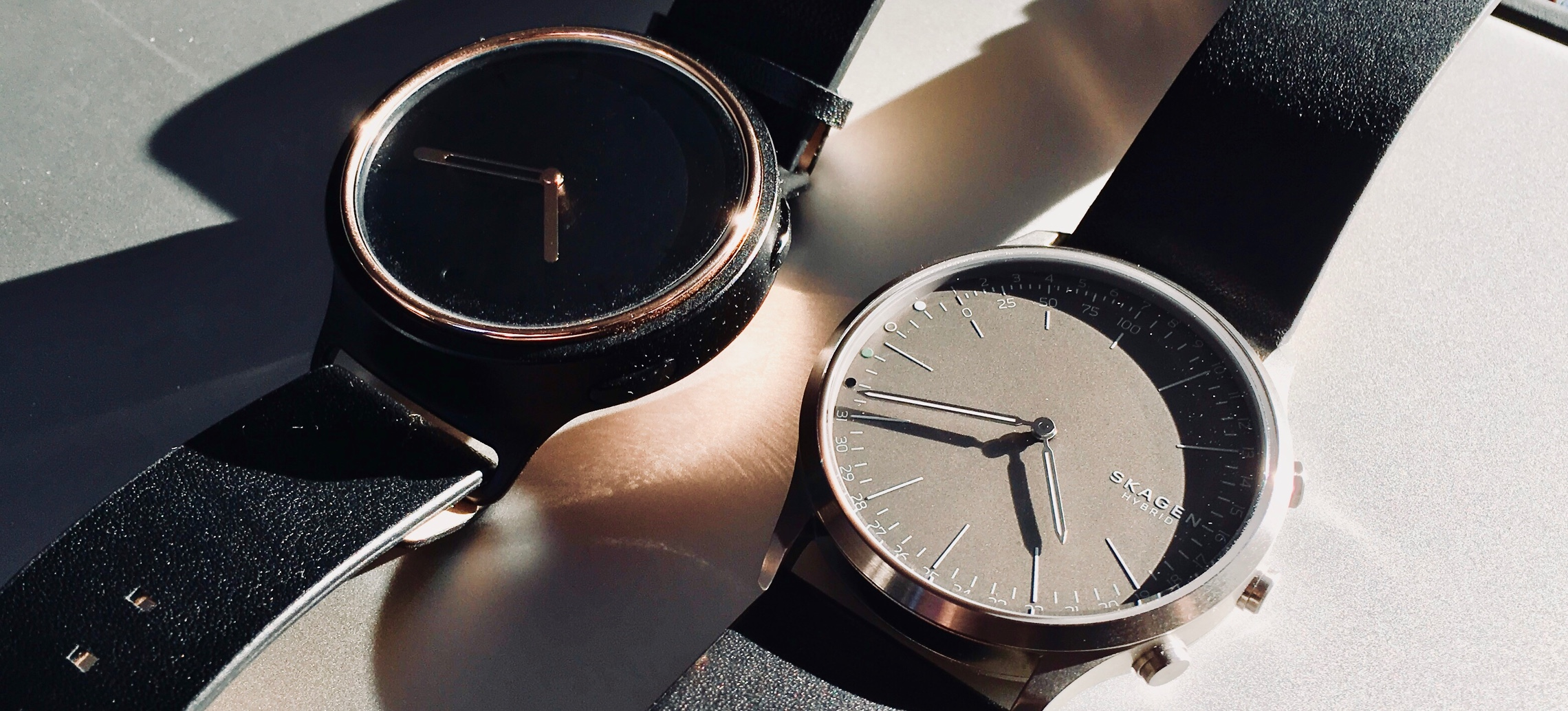 Skagen Jorn Connected and Misfit Phase