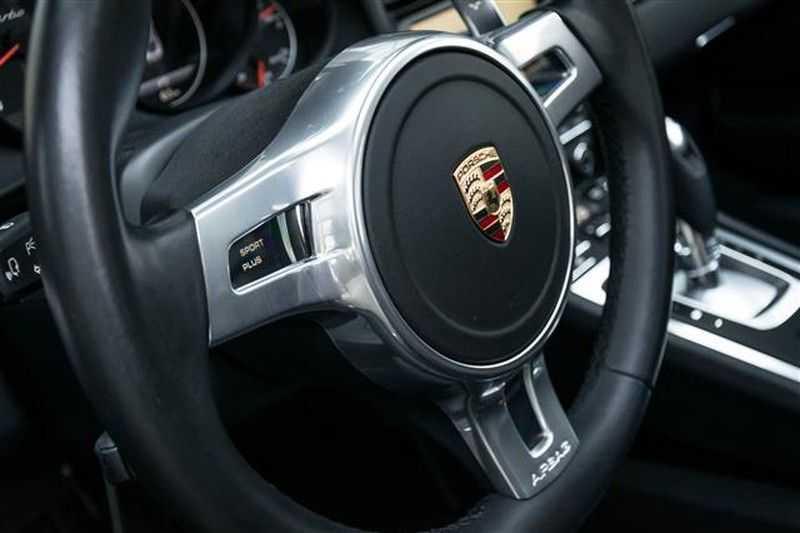 Porsche 911 TURBO GLAS DAK+ADAPT.STOELEN+CAMERA afbeelding 2