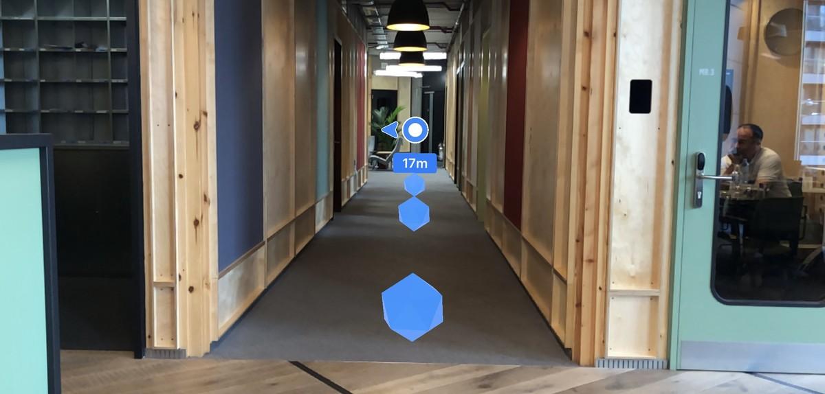 Indoor AR navigation specialist Dent Reality joins Apple's Indoor Maps Program