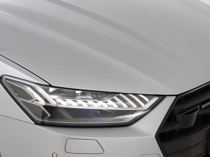 Audi A7 Sportback 55 TFSI e quattro Competition 376 PK   21'' velgen zwart   Assistentiepakket Tour & City   360* Camera   Head-Up   Matrix LED   Adapt. Demping   Comfortstoelen   Leder afbeelding 18