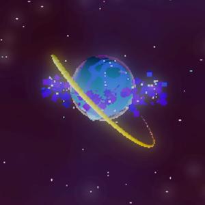 Retro Planetoid