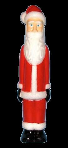 Slimline Santa photo