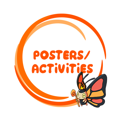 Book Bugs Posters and Activities